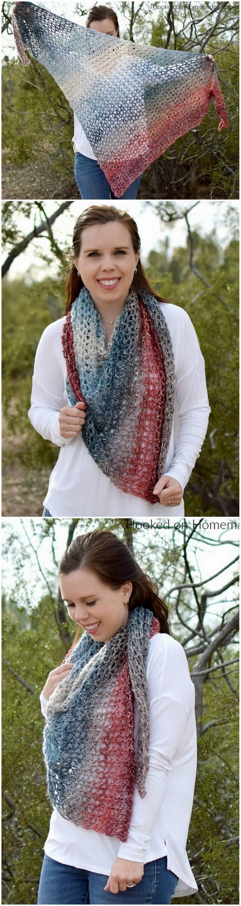 Crochet Shawl Pattern (38)