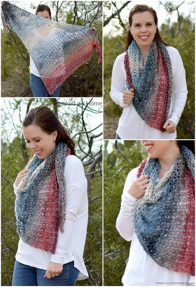Crochet Shawl Pattern (39)