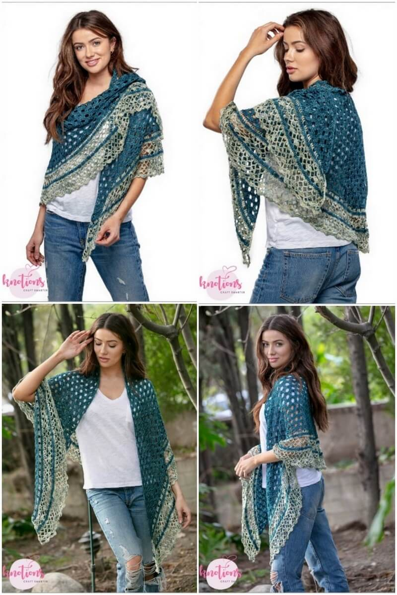 Crochet Shawl Pattern (43)