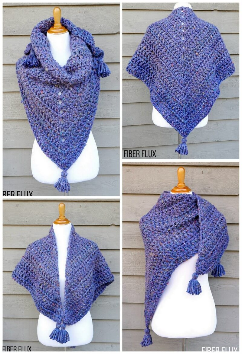 Crochet Shawl Pattern (47)