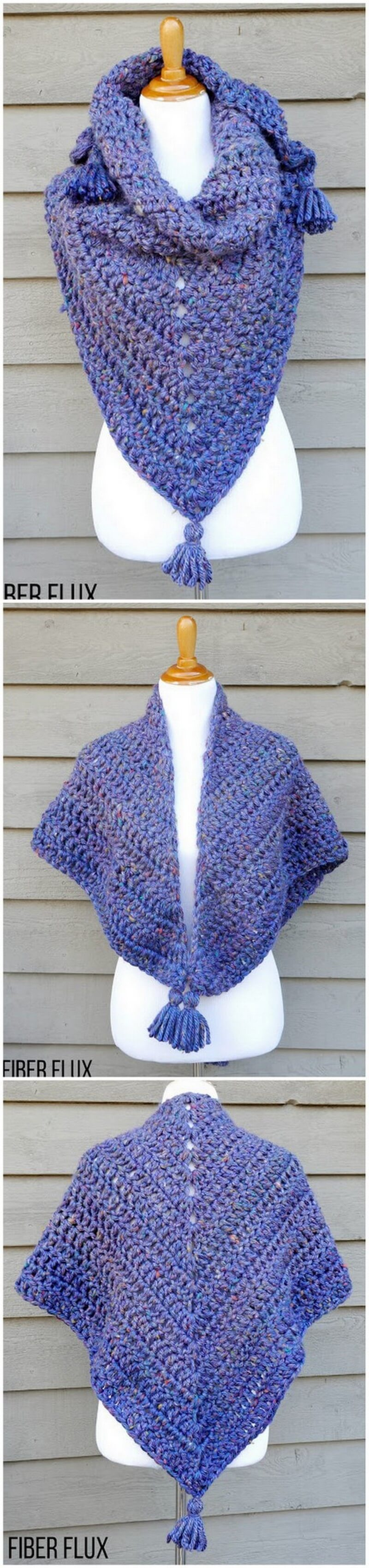 Crochet Shawl Pattern (48)