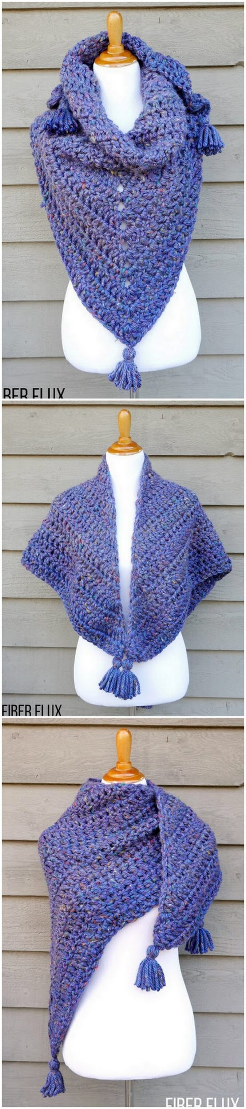 Crochet Shawl Pattern (49)