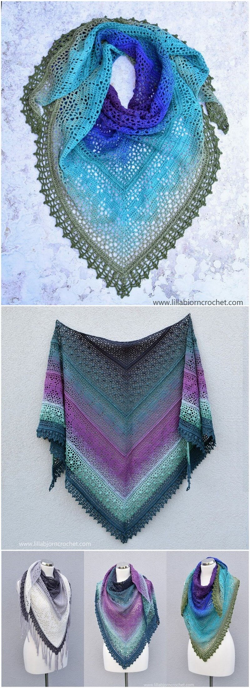 Crochet Shawl Pattern (55)