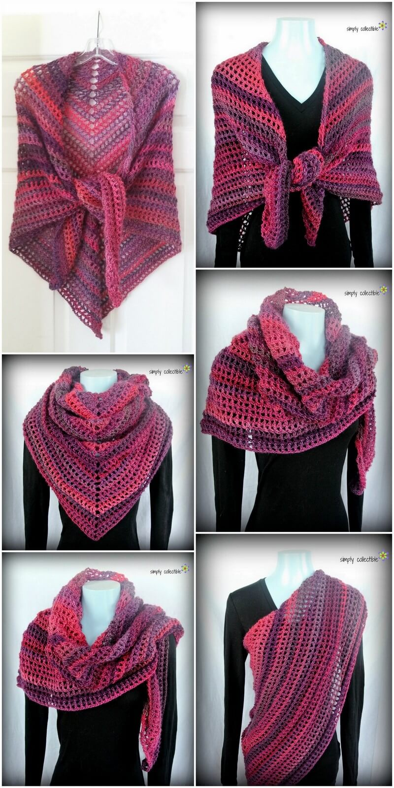 Crochet Shawl Pattern (58)