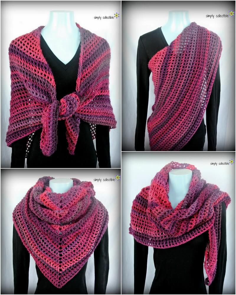 Crochet Shawl Pattern (61)