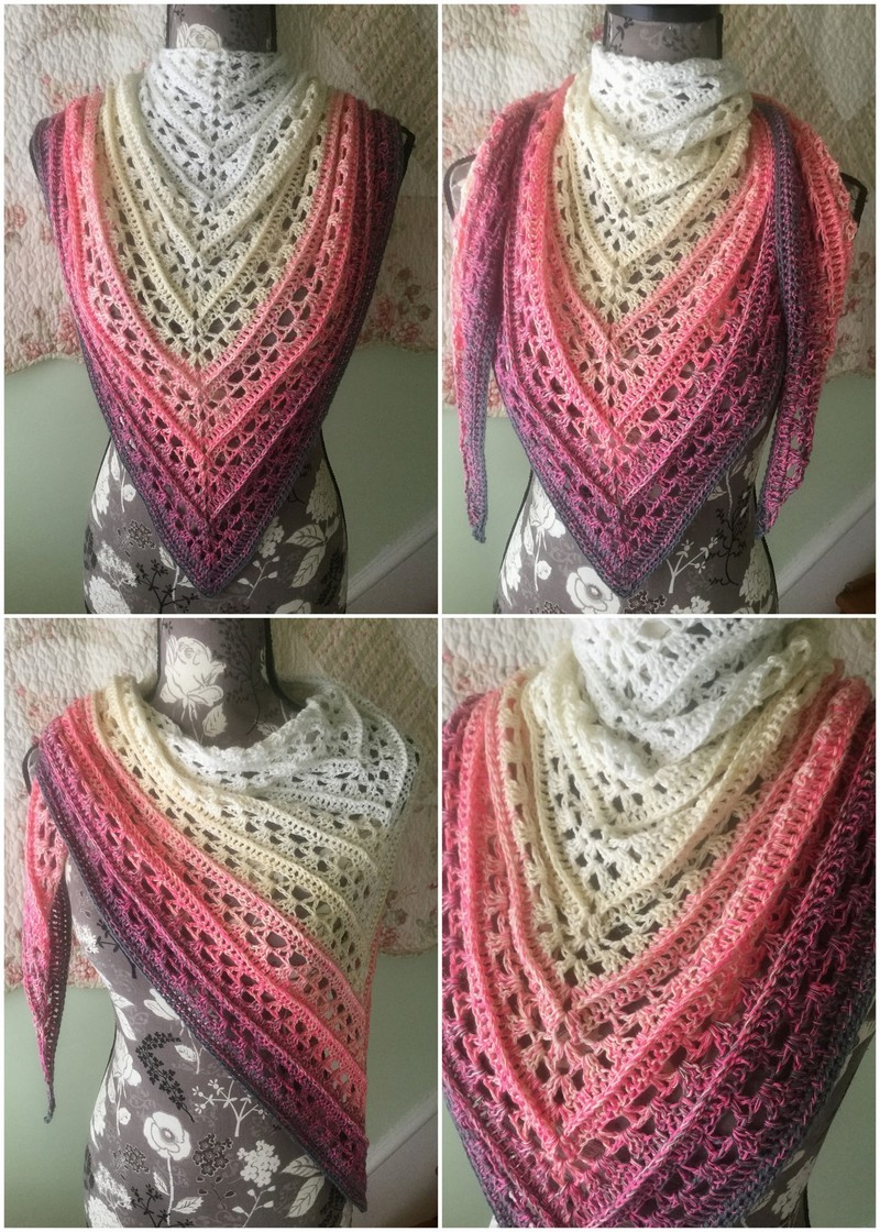 Crochet Shawl Pattern (64)