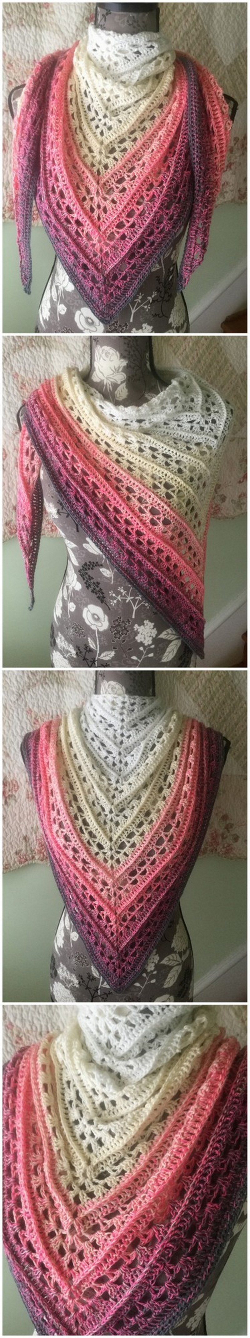Crochet Shawl Pattern (65)