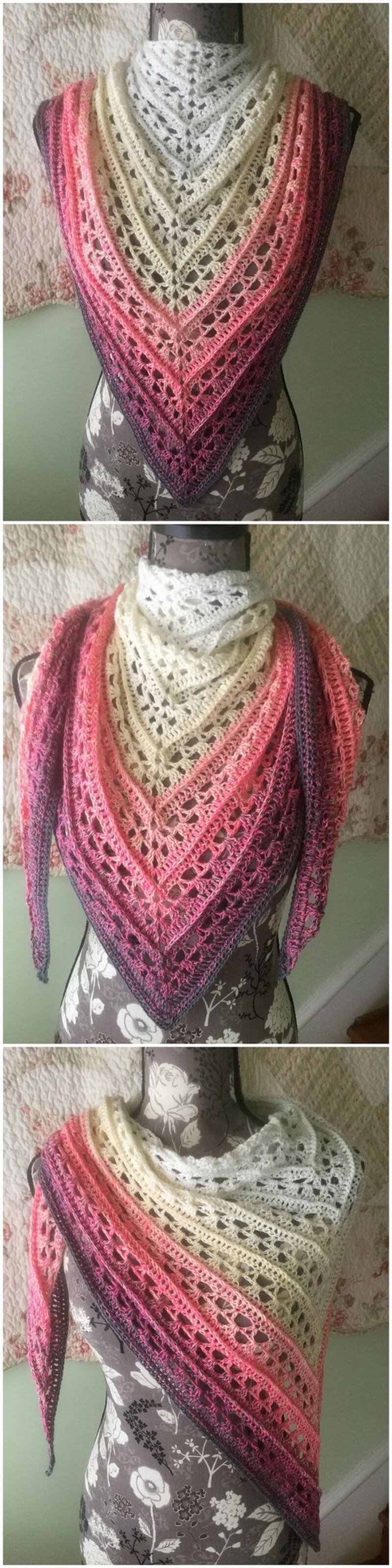 Crochet Shawl Pattern (66)