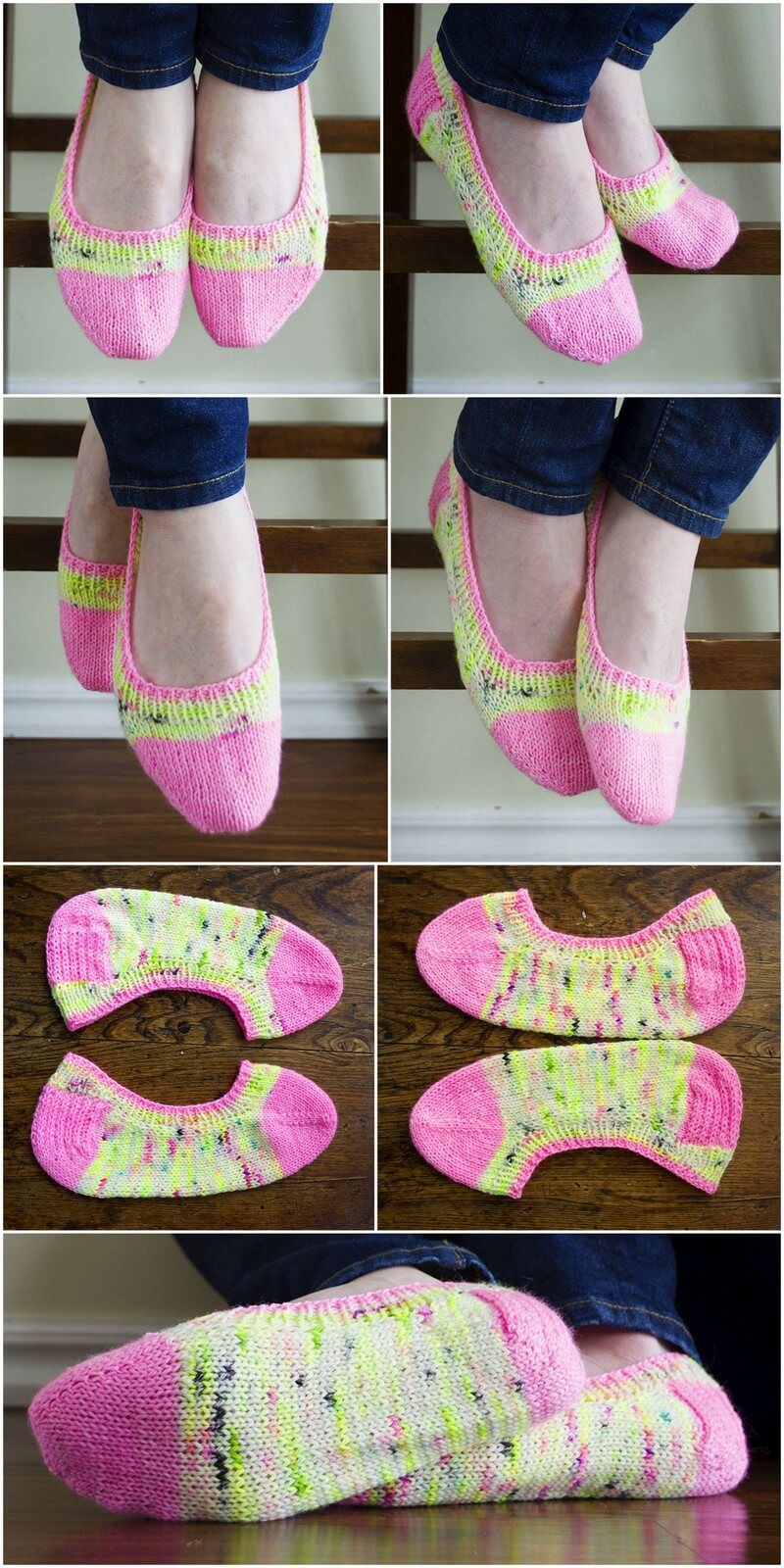 Crochet Slipper Pattern (54)