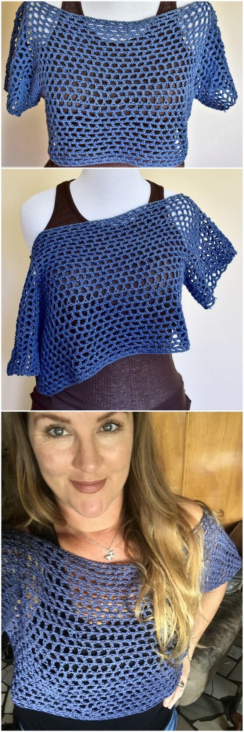 Crochet Top Pattern (14)