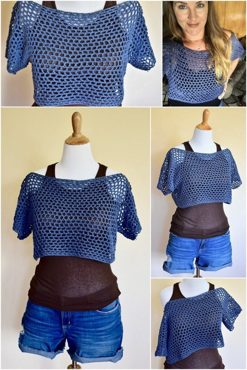 Crochet Top Pattern (15)