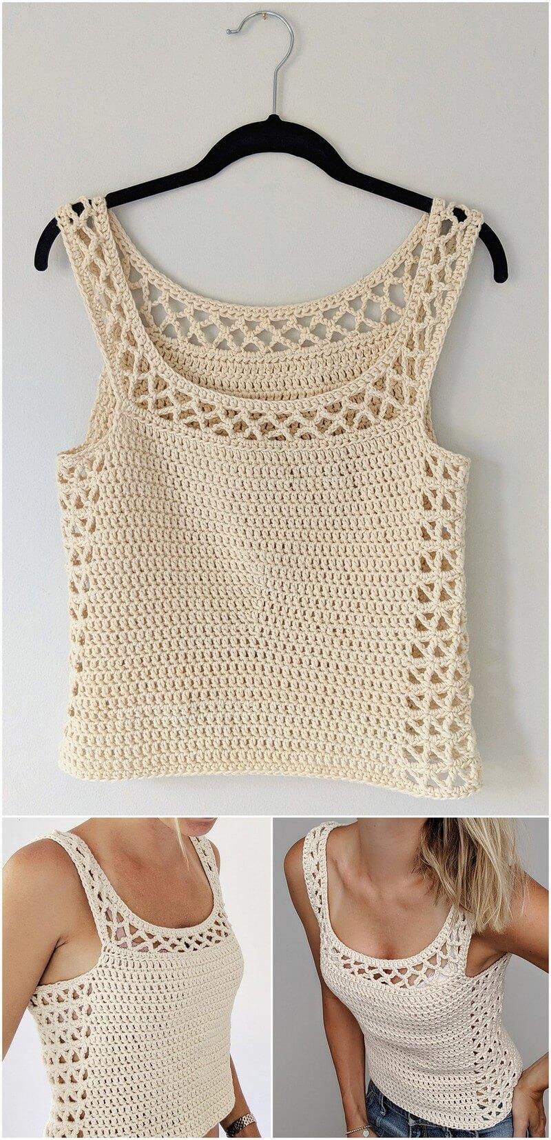 Crochet Top Pattern (29)