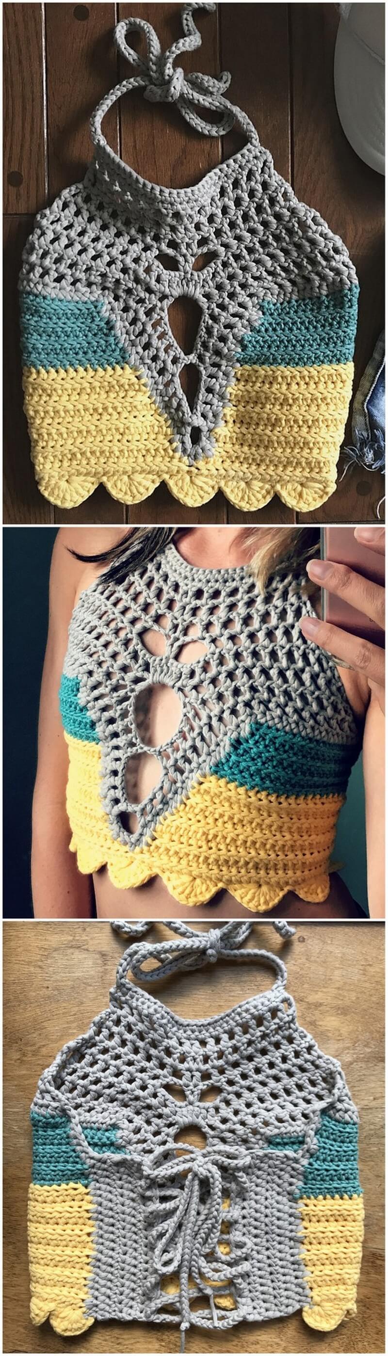 Crochet Top Pattern (4)