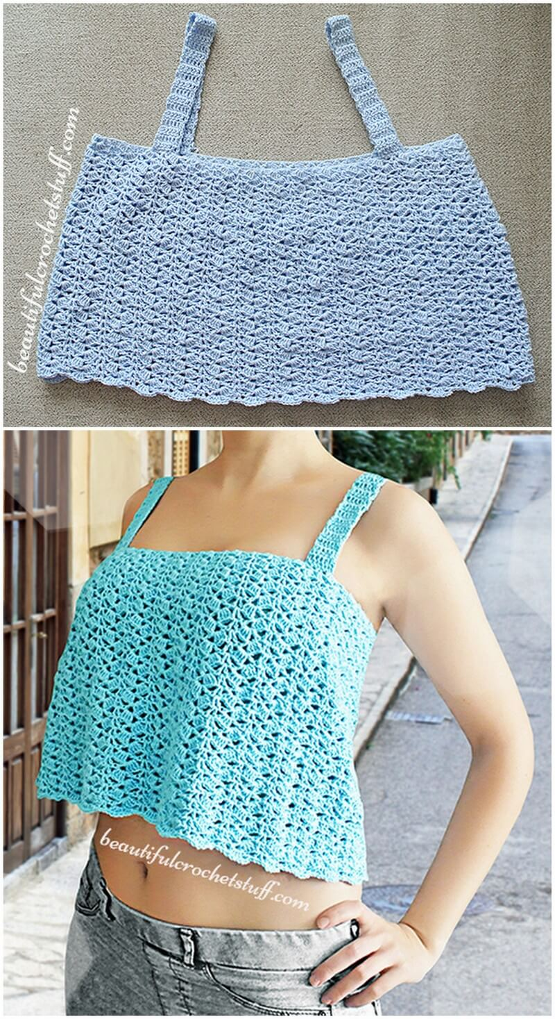 Crochet Top Pattern (44)