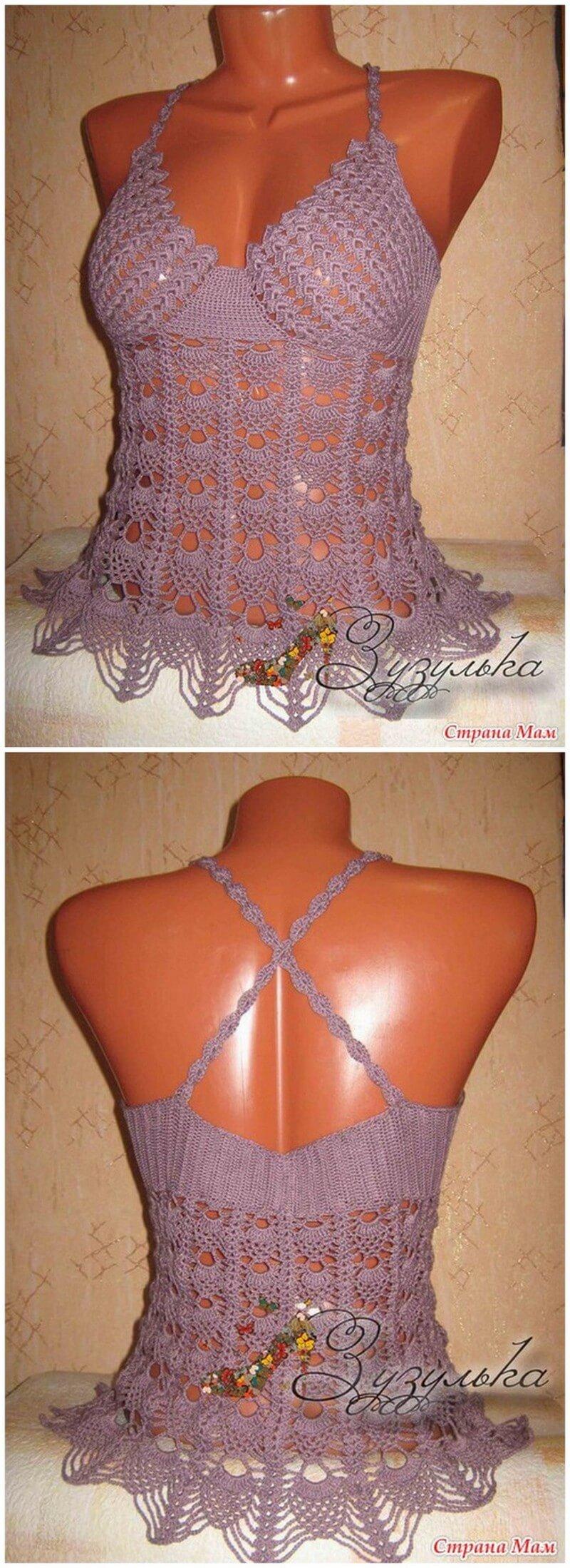 Crochet Top Pattern (49)