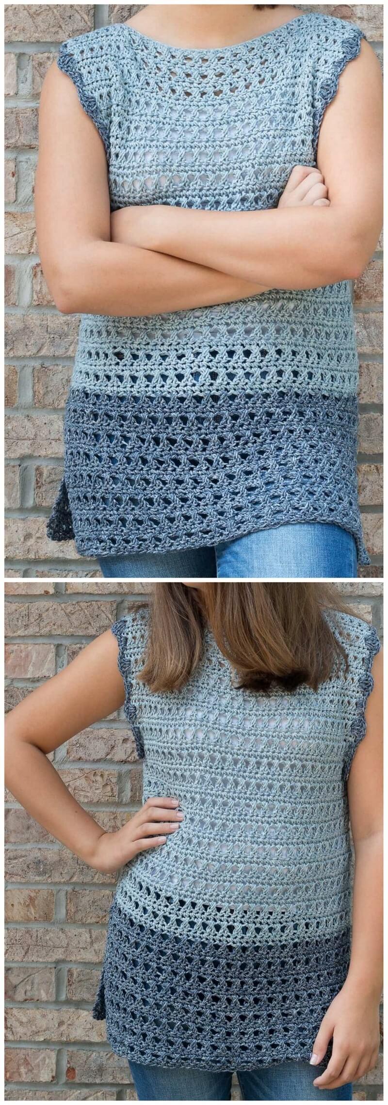 Crochet Top Pattern (50)