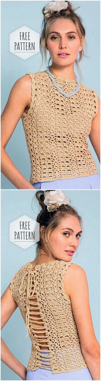 Crochet Top Pattern (53)
