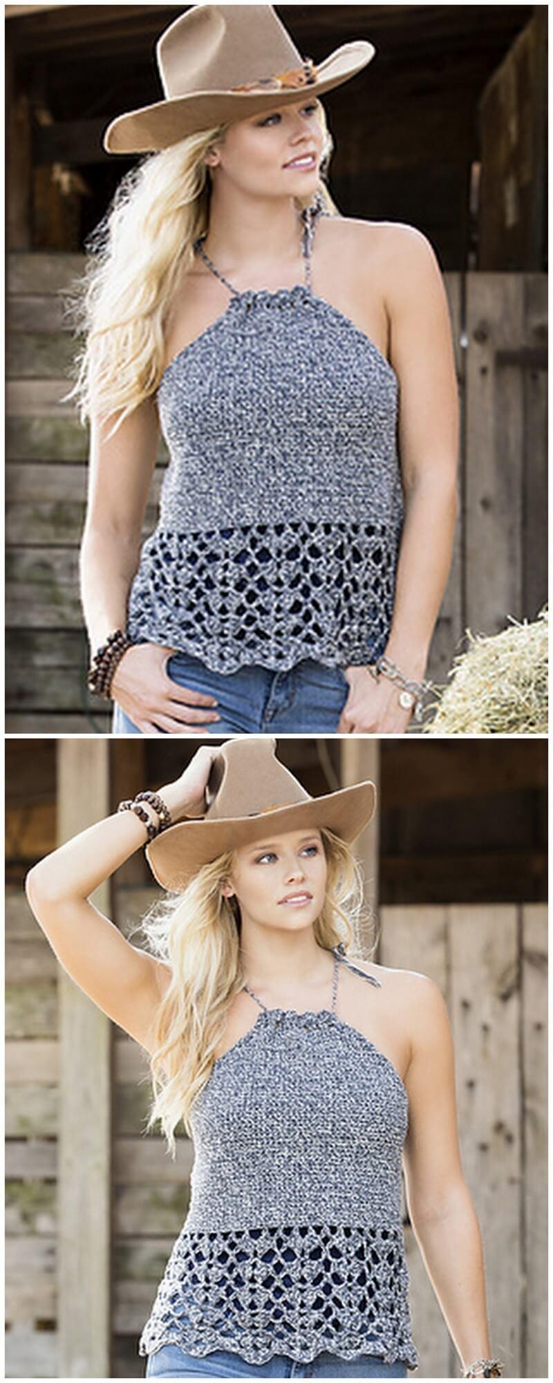 Crochet Top Pattern (6)