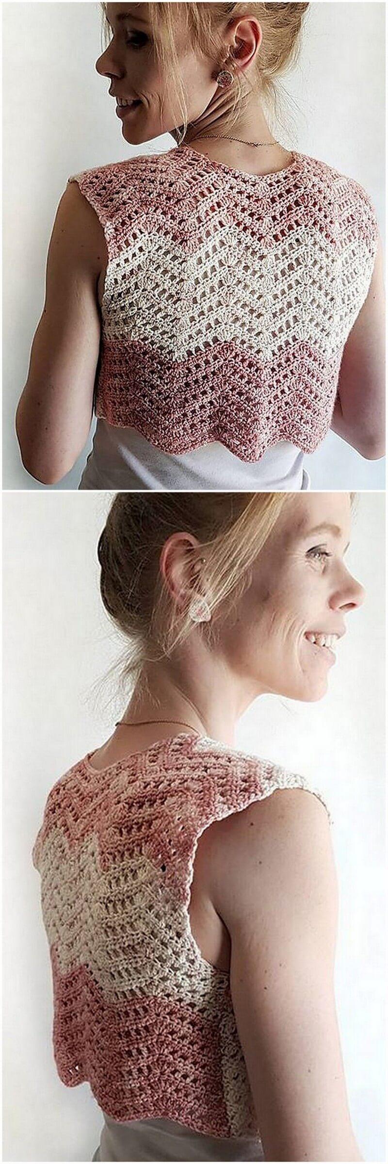 Crochet Top Pattern (60)