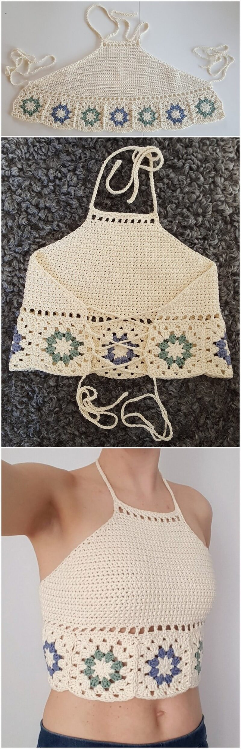 Crochet Top Pattern (7)