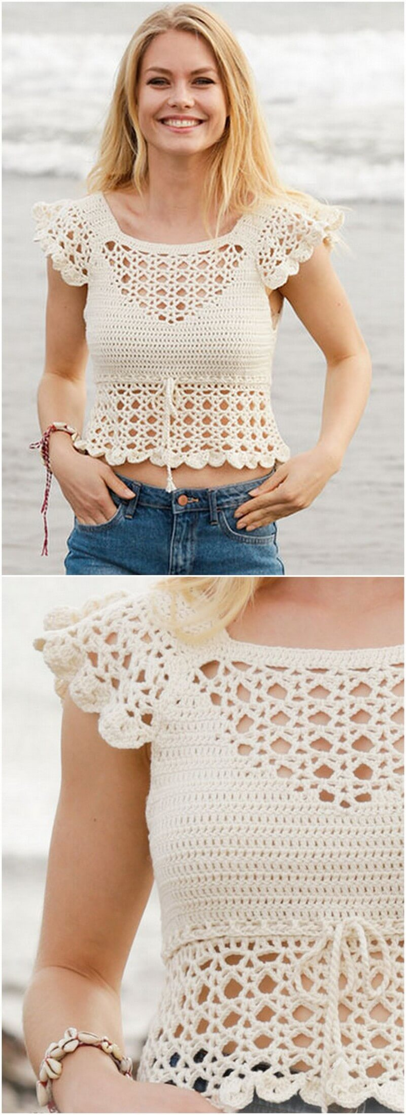 Crochet Top Pattern (70)
