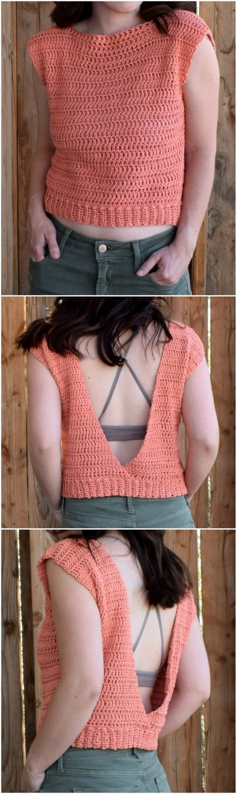Crochet Top Pattern (8)