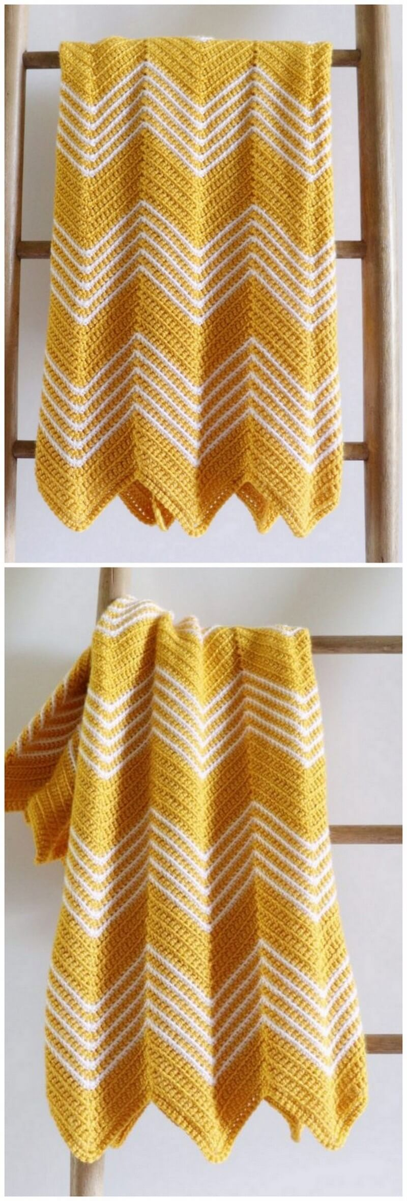 Easy Crochet Blanket Pattern (25)