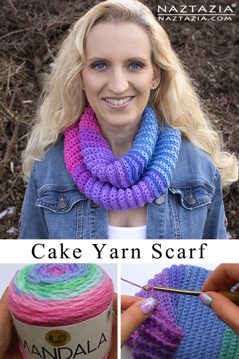 Easy Crochet Scarf Pattern (20)
