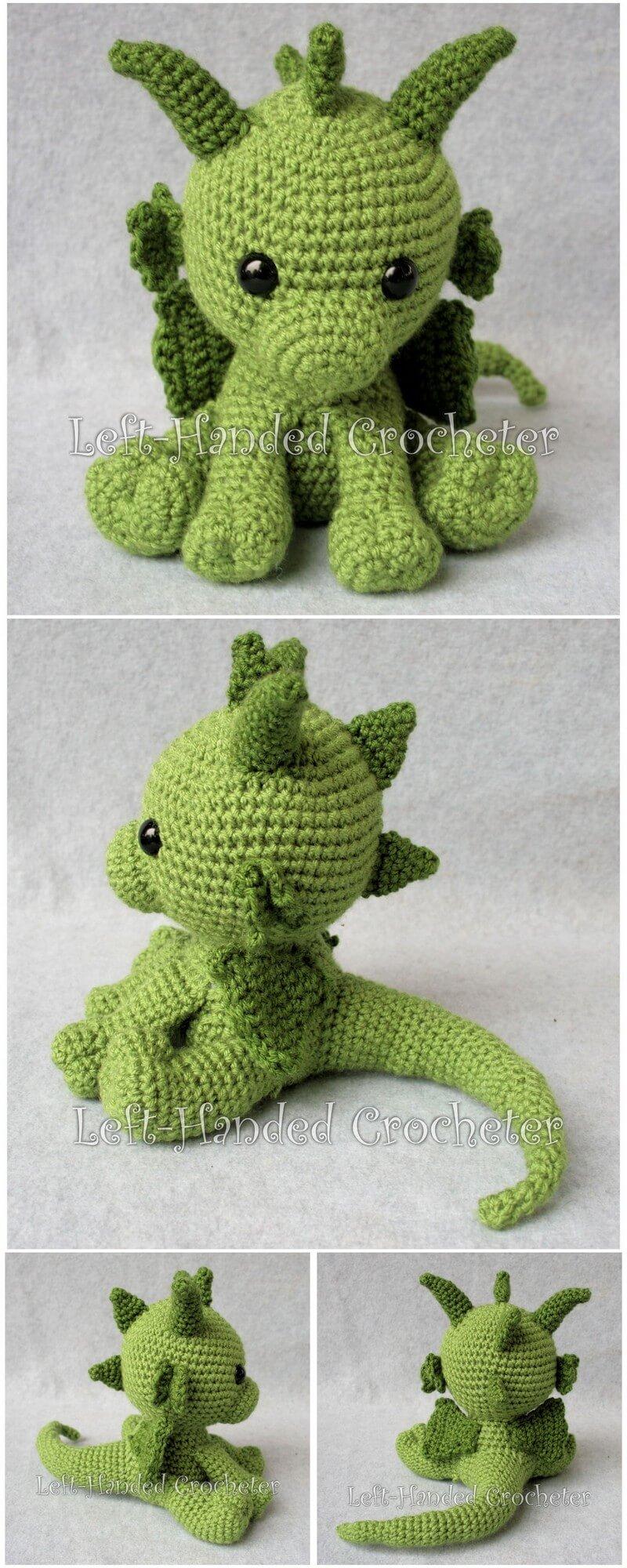 Free Crochet Amigurumi Pattern (12)