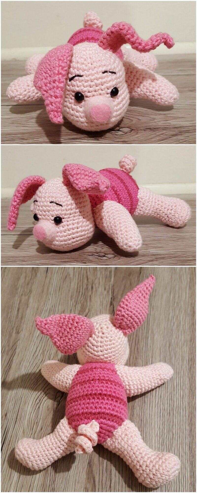 Free Crochet Amigurumi Pattern (13)