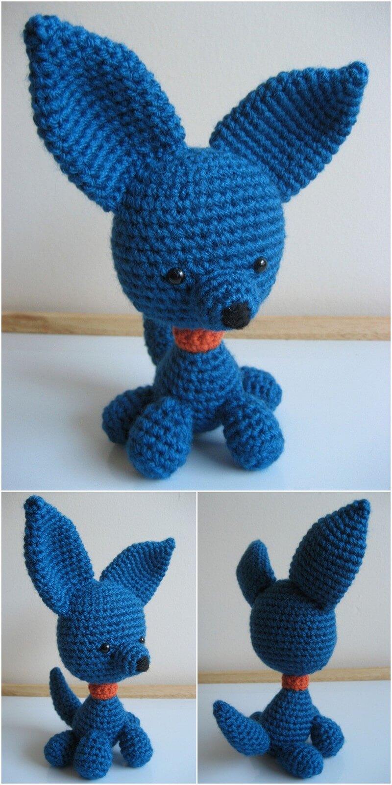 Free Crochet Amigurumi Pattern (35)