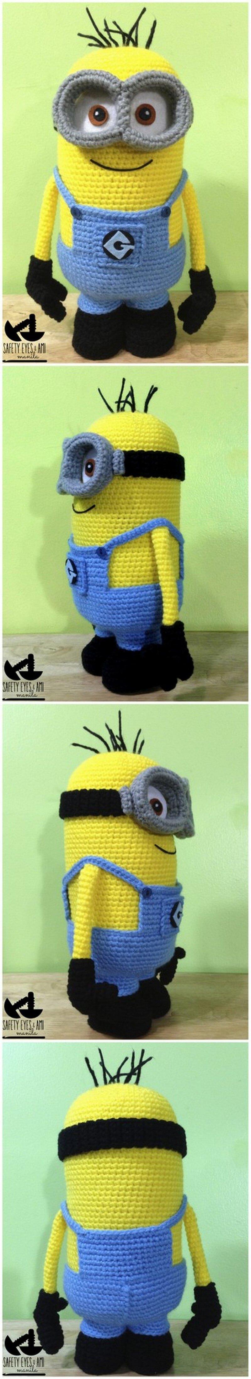 Free Crochet Amigurumi Pattern (4)