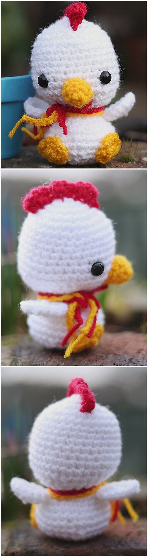 Free Crochet Amigurumi Pattern (6)