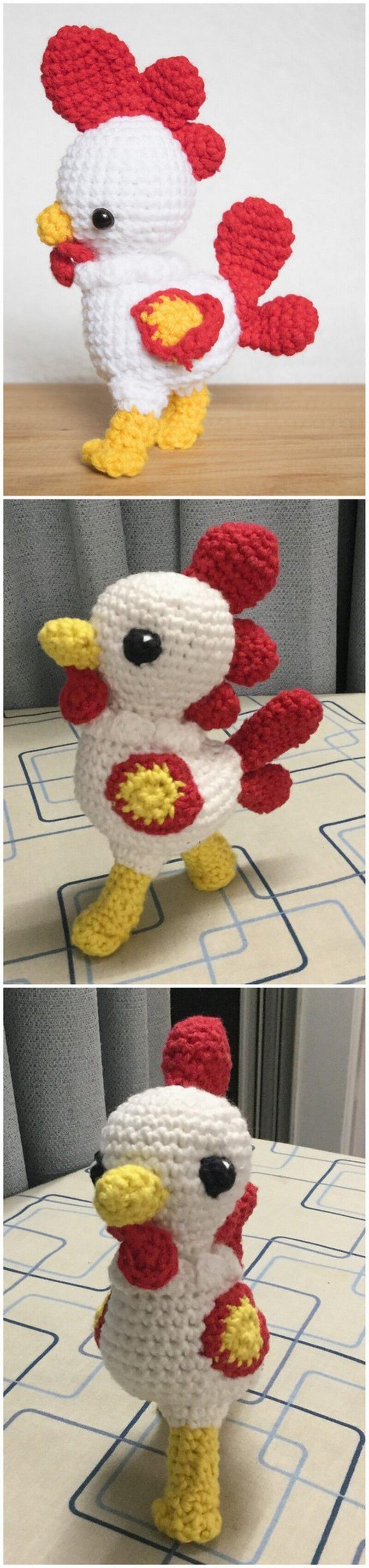 Free Crochet Amigurumi Pattern (8)