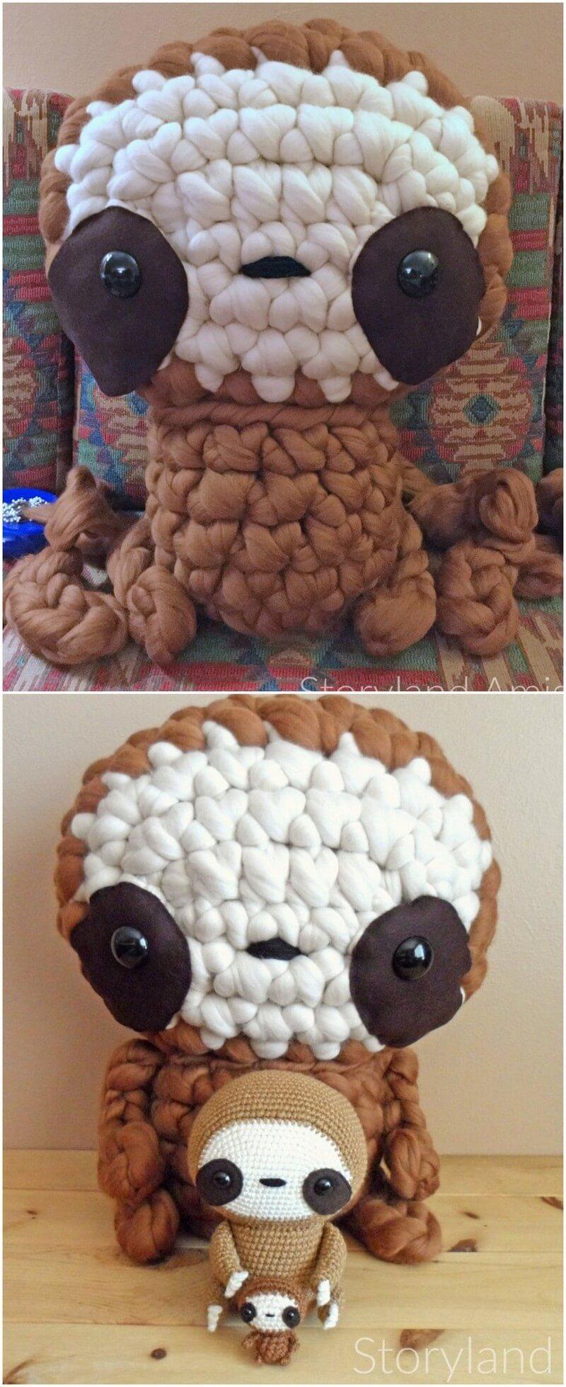 Free Crochet Amigurumi Pattern (9)